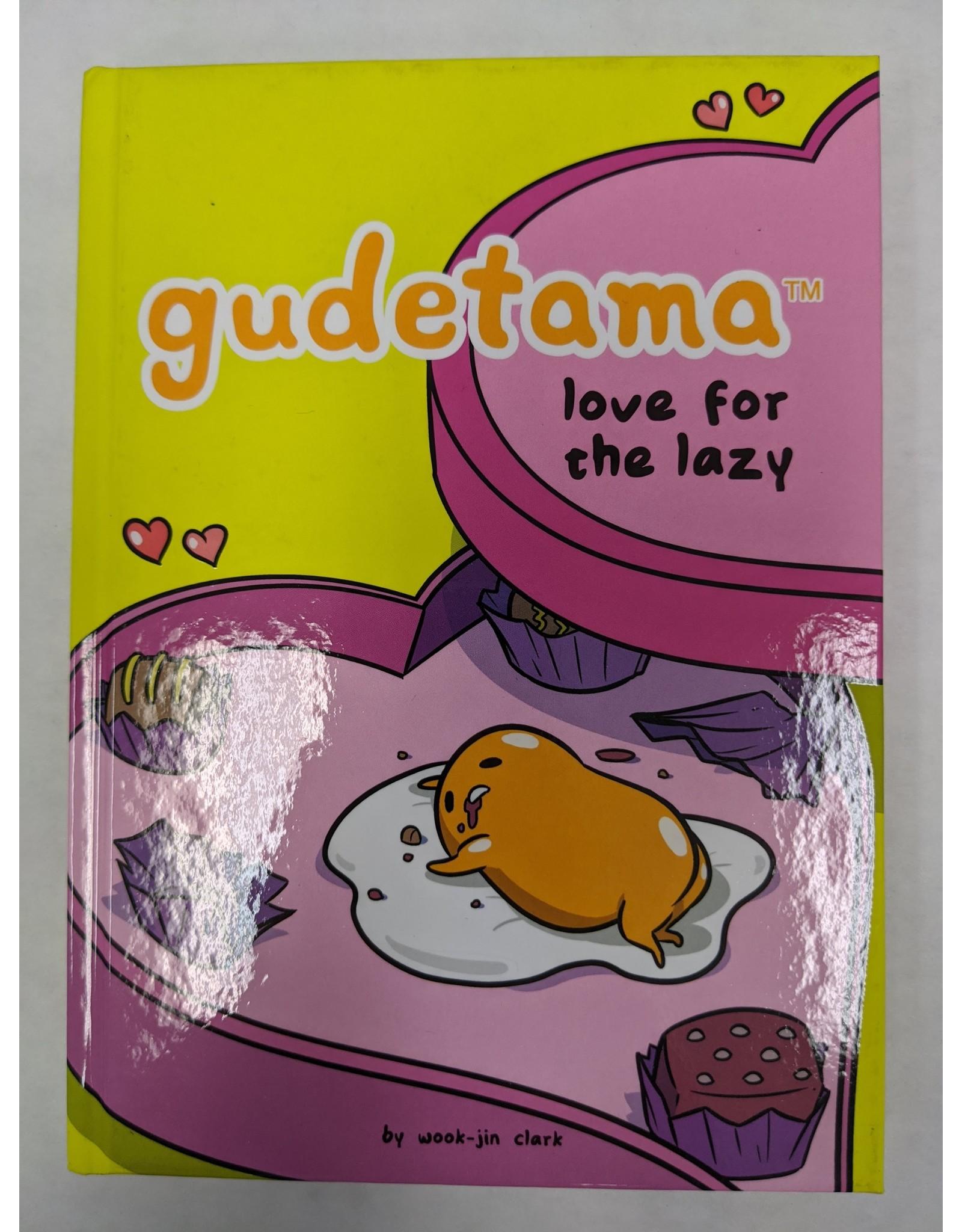 ONI PRESS INC. GUDETAMA LOVE FOR THE LAZY HC