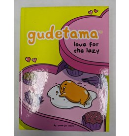 ONI PRESS INC. GUDETAMA LOVE FOR THE LAZY HC