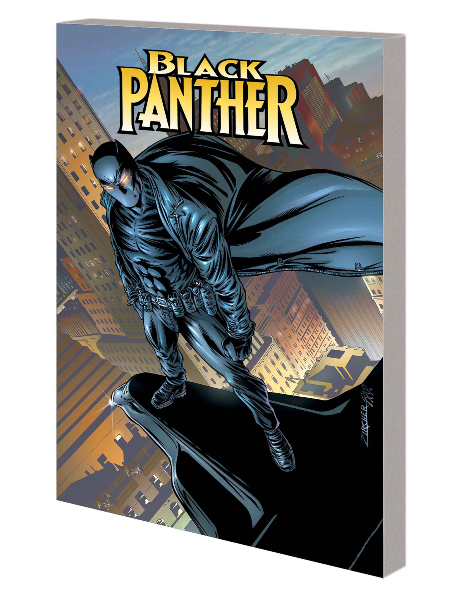 MARVEL COMICS BLACK PANTHER BY PRIEST TP VOL 04 COMPLETE COLLECTION