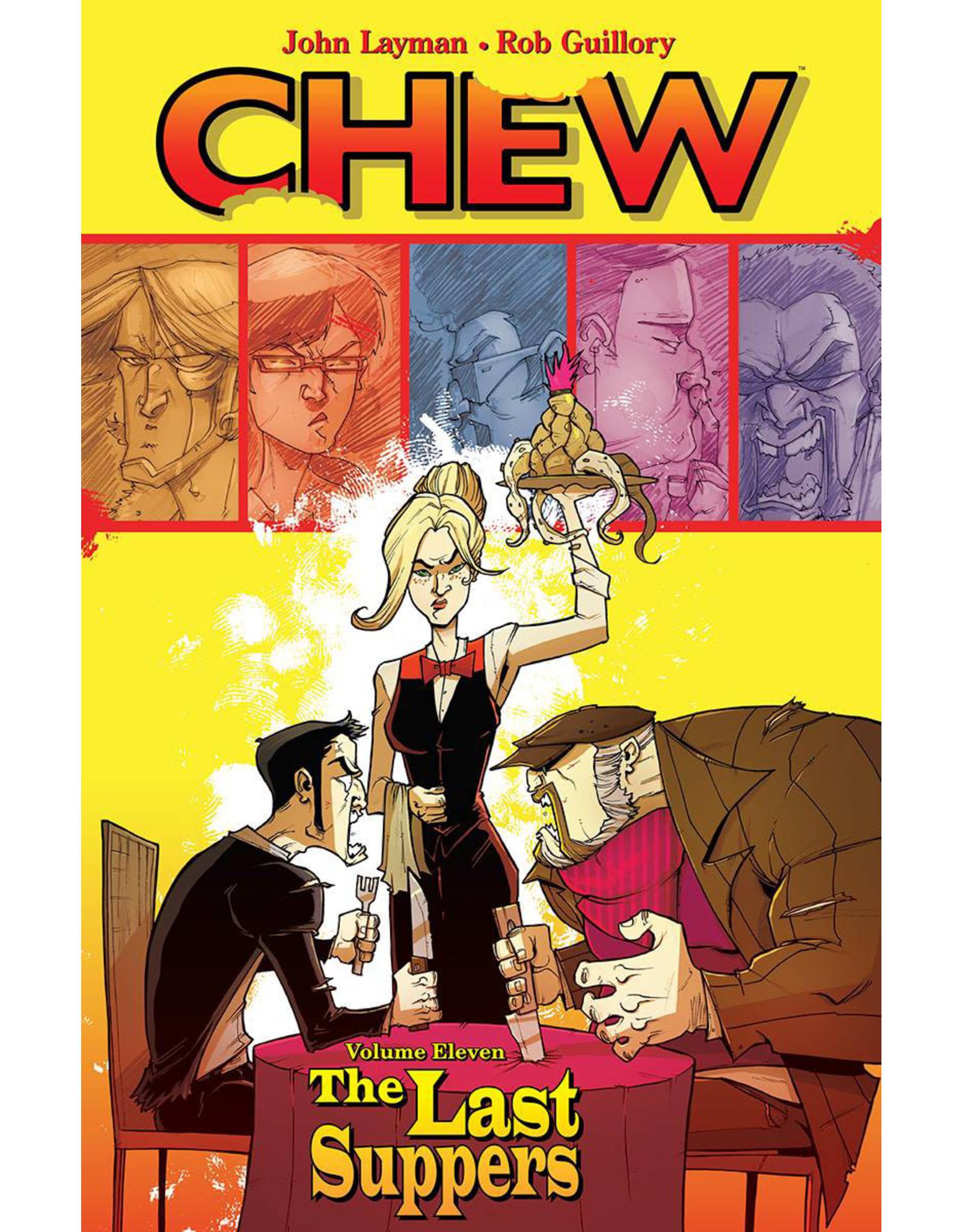 IMAGE COMICS CHEW TP VOL 11 LAST SUPPERS