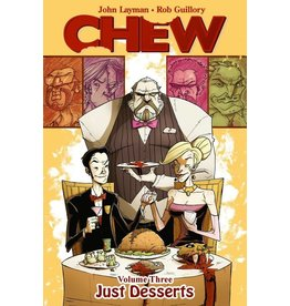 IMAGE COMICS CHEW TP VOL 03 JUST DESSERTS