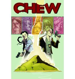 IMAGE COMICS CHEW TP VOL 02 INTERNATIONAL FLAVOR