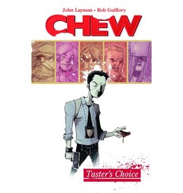 IMAGE COMICS CHEW TP VOL 01