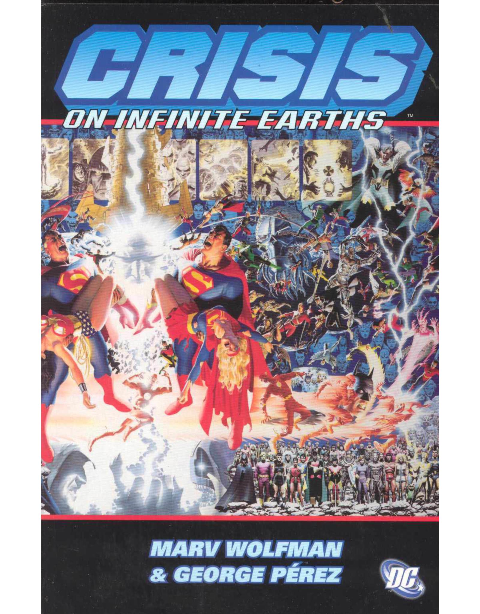 DC COMICS CRISIS ON INFINITE EARTHS TP
