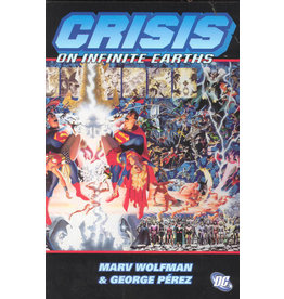 DC COMICS CRISIS ON INFINITE EARTHS TP