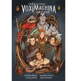 DARK HORSE COMICS CRITICAL ROLE TP VOL 01 VOX MACHINA ORIGINS