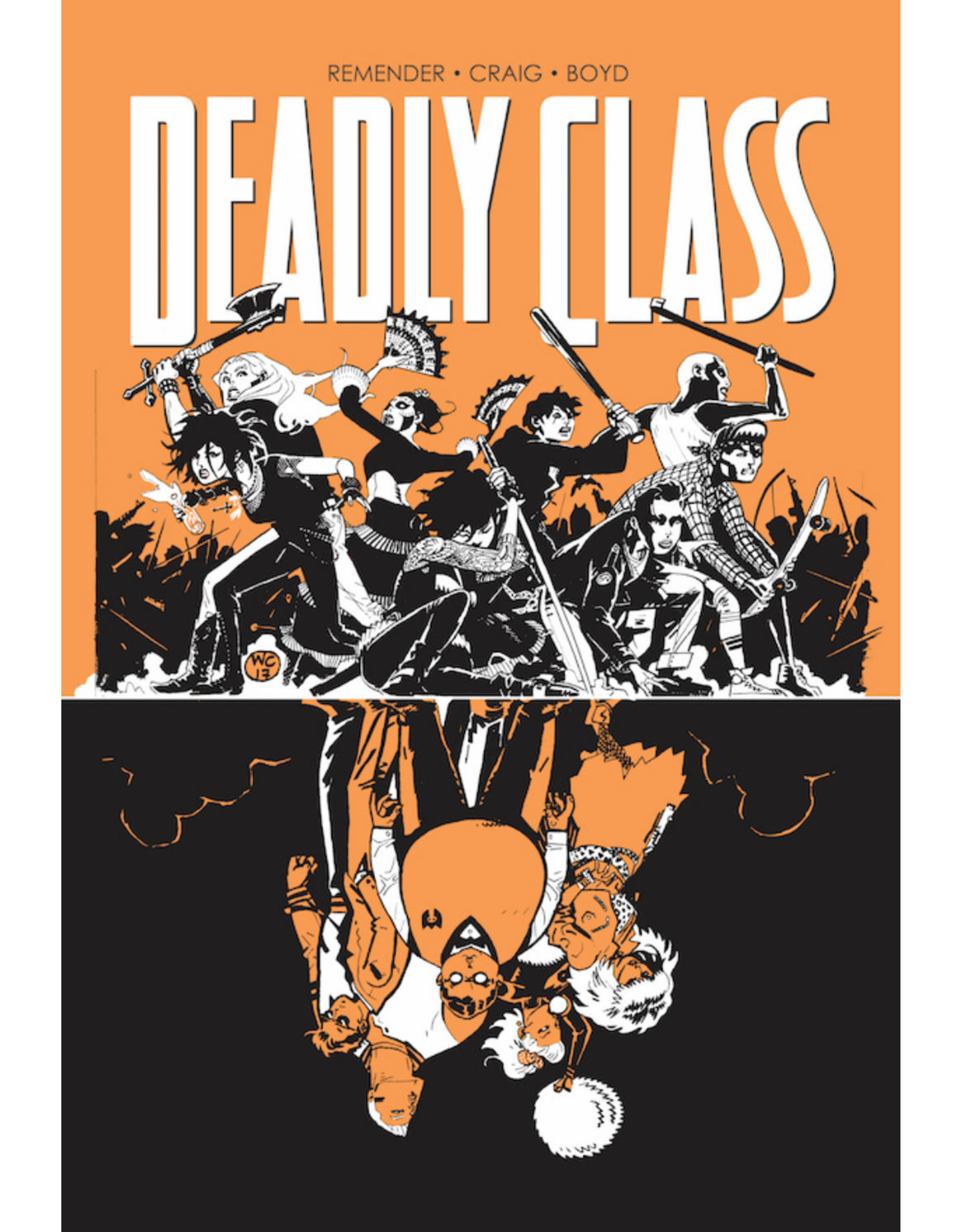 IMAGE COMICS DEADLY CLASS TP VOL 07 LOVE LIKE BLOOD