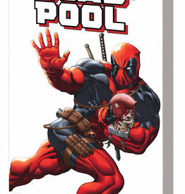 MARVEL COMICS DEADPOOL CLASSIC TP VOL 11 MERC WITH MOUTH