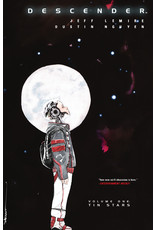 IMAGE COMICS DESCENDER TP VOL 01 TIN STARS