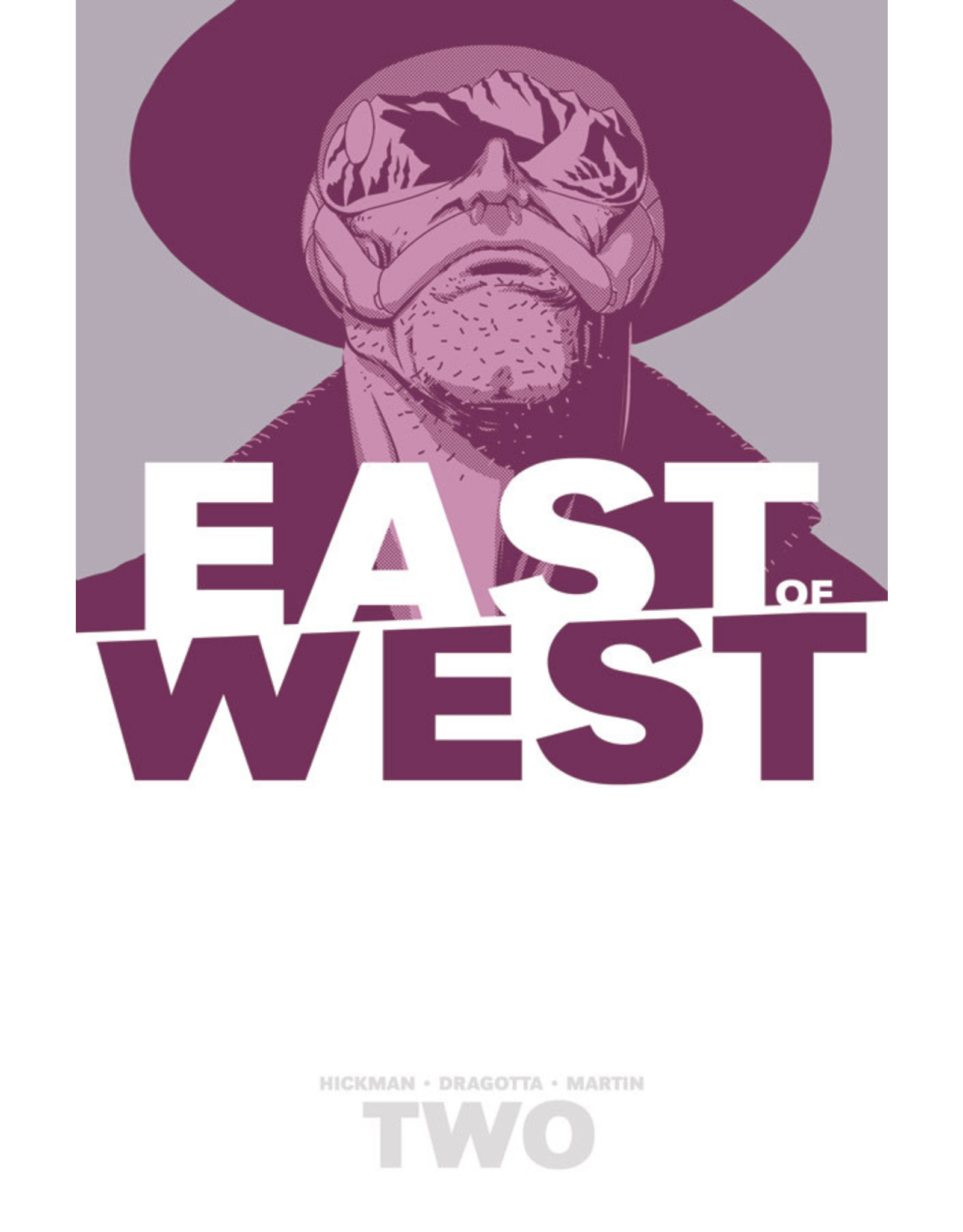 IMAGE COMICS EAST OF WEST TP VOL 02 WE ARE ALL ONE