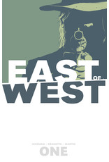 IMAGE COMICS EAST OF WEST TP VOL 01 THE PROMISE (NEW PTG)
