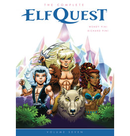 DARK HORSE COMICS COMPLETE ELFQUEST TP VOL 07