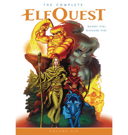 DARK HORSE COMICS COMPLETE ELFQUEST TP VOL 06