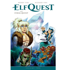 DARK HORSE COMICS ELFQUEST FINAL QUEST TP VOL 02