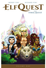DARK HORSE COMICS ELFQUEST FINAL QUEST TP VOL 01