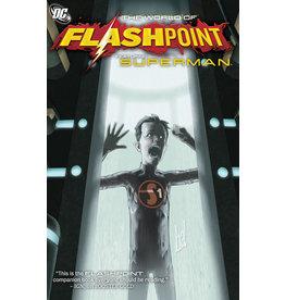 DC COMICS FLASHPOINT WORLD OF FLASHPOINT SUPERMAN TP