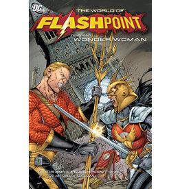 DC COMICS FLASHPOINT WORLD OF FLASHPOINT WONDER WOMAN TP