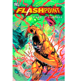 DC COMICS FLASHPOINT WORLD OF FLASHPOINT THE FLASH TP