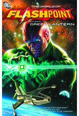 DC COMICS FLASHPOINT WORLD OF FLASHPOINT GREEN LANTERN TP