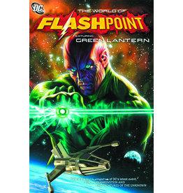 DC COMICS FLASHPOINT WORLD OF FLASHPOINT GREEN LANTERN TP