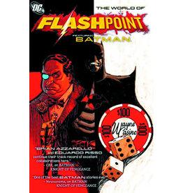 DC COMICS FLASHPOINT WORLD OF FLASHPOINT BATMAN TP