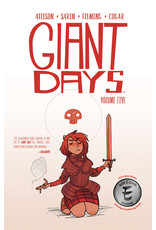 BOOM! STUDIOS GIANT DAYS TP VOL 05