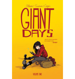 BOOM! STUDIOS GIANT DAYS TP VOL 01