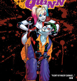 DC COMICS HARLEY QUINN TP VOL 02 JOKER LOVES HARLEY (REBIRTH)