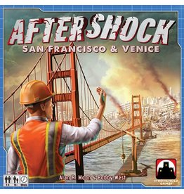 STRONGHOLD GAMES AFTERSHOCK SAN FRANCISCO & VENICE