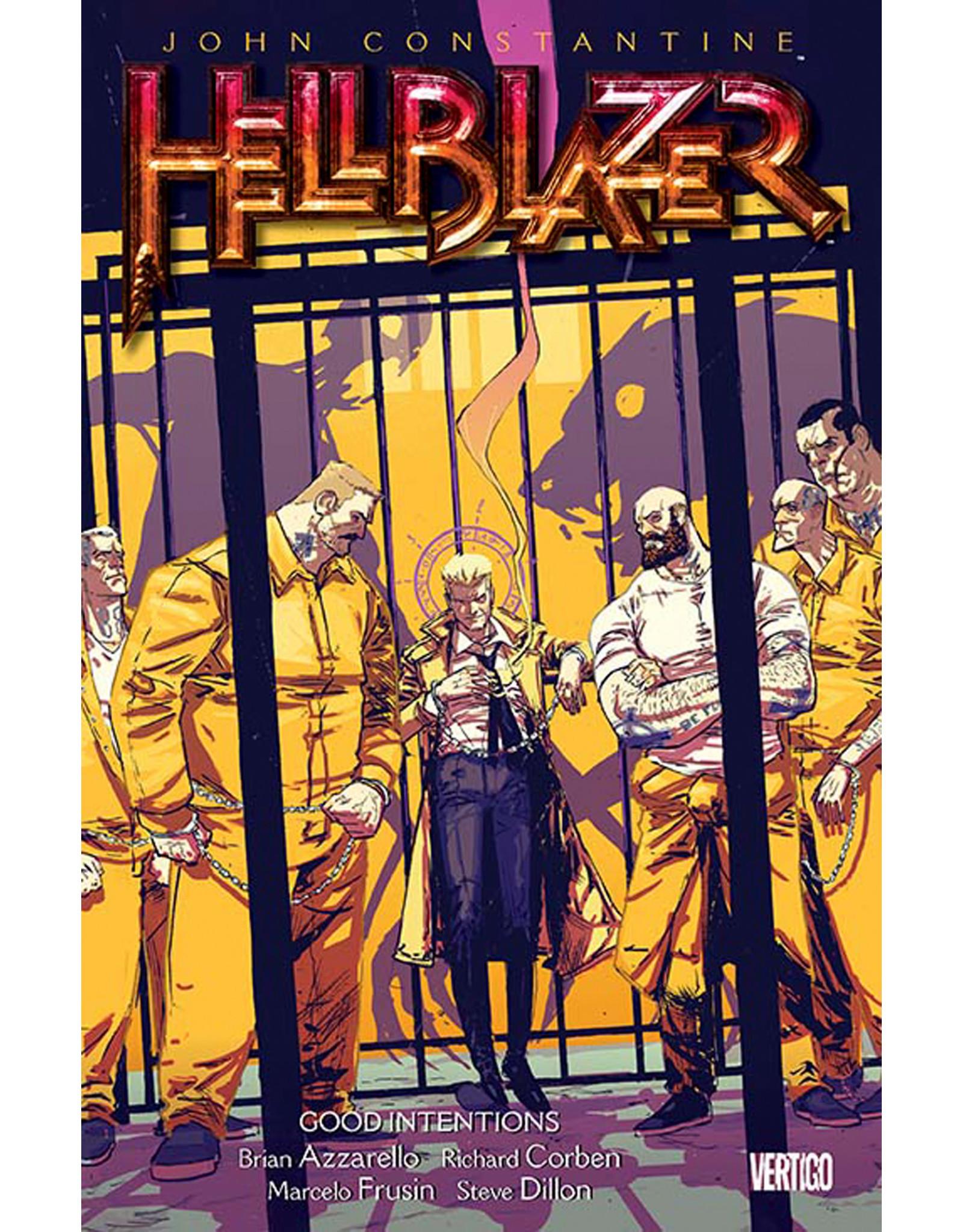DC COMICS HELLBLAZER TP VOL 14 GOOD INTENTIONS