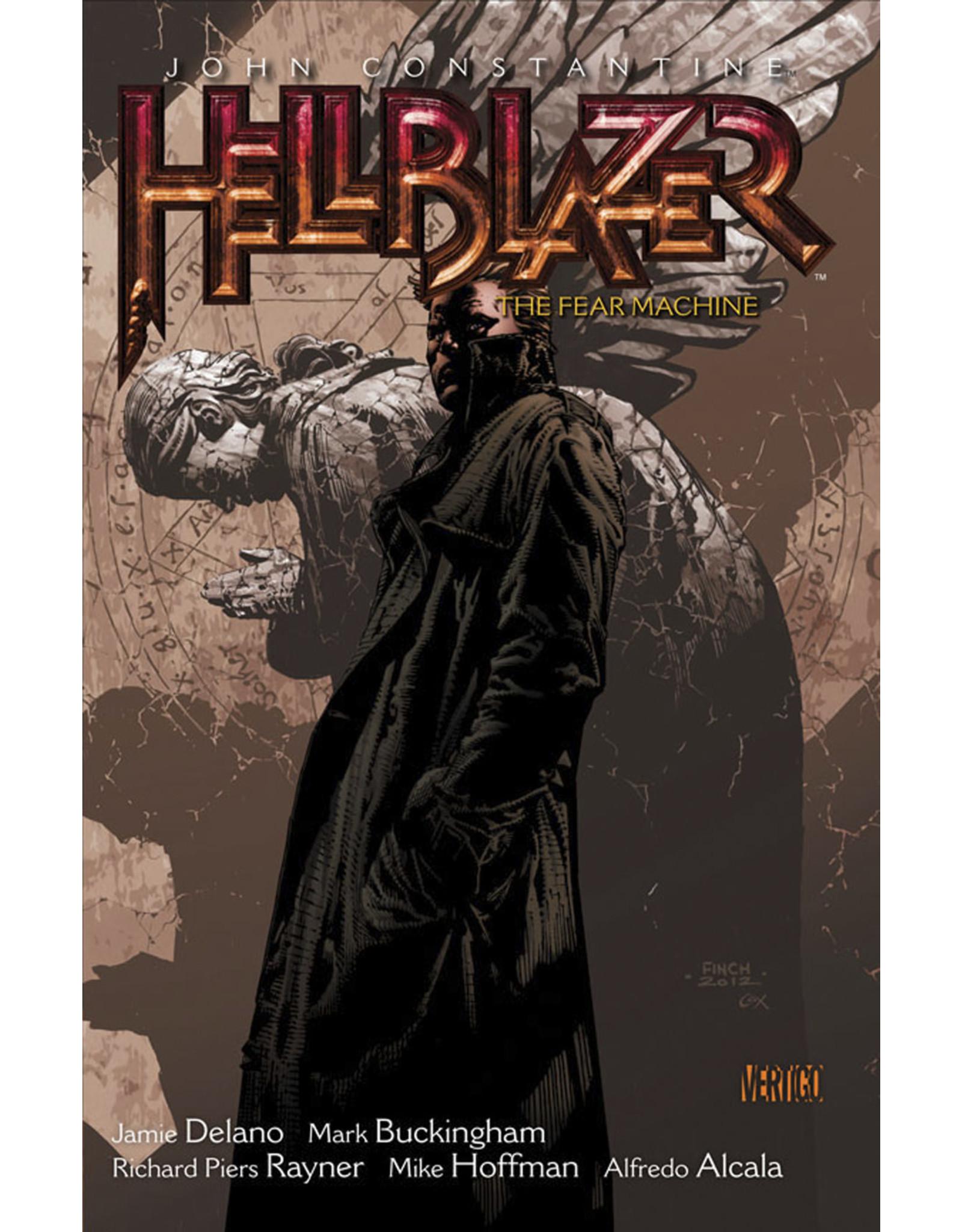 DC COMICS HELLBLAZER TP VOL 03 THE FEAR MACHINE NEW ED