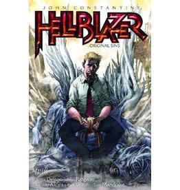 DC COMICS HELLBLAZER TP VOL 01 ORIGINAL SINS NEW ED