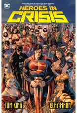 DC COMICS HEROES IN CRISIS HC