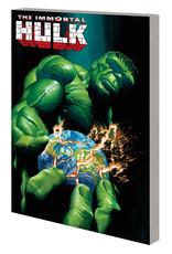 MARVEL COMICS IMMORTAL HULK TP VOL 05 BREAKER OF WORLDS
