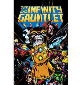 MARVEL COMICS INFINITY GAUNTLET TP