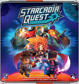 CMON PRODUCTIONS STARCADIA QUEST