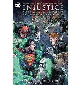 DC COMICS INJUSTICE GODS AMONG US YEAR TWO COMPLETE COLLECTION