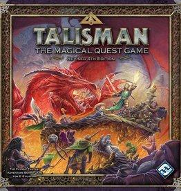 TALISMAN BOARD GAME REVISED 4TH ED