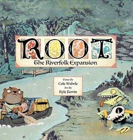 LEDER GAMES ROOT THE RIVERFOLK EXPANSION