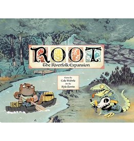 LEDER GAMES ROOT THE RIVERFOLK EXPANSION
