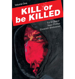 IMAGE COMICS KILL OR BE KILLED TP VOL 01