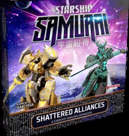 PLAID HAT GAMES STARSHIP SAMURAI: SHATTERED ALLIANCES EXP