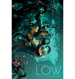 IMAGE COMICS LOW TP VOL 01 THE DELIRIUM OF HOPE