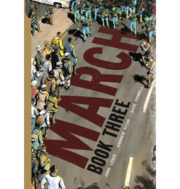 IDW - TOP SHELF MARCH GN BOOK 03