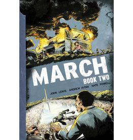 IDW - TOP SHELF MARCH GN BOOK 02