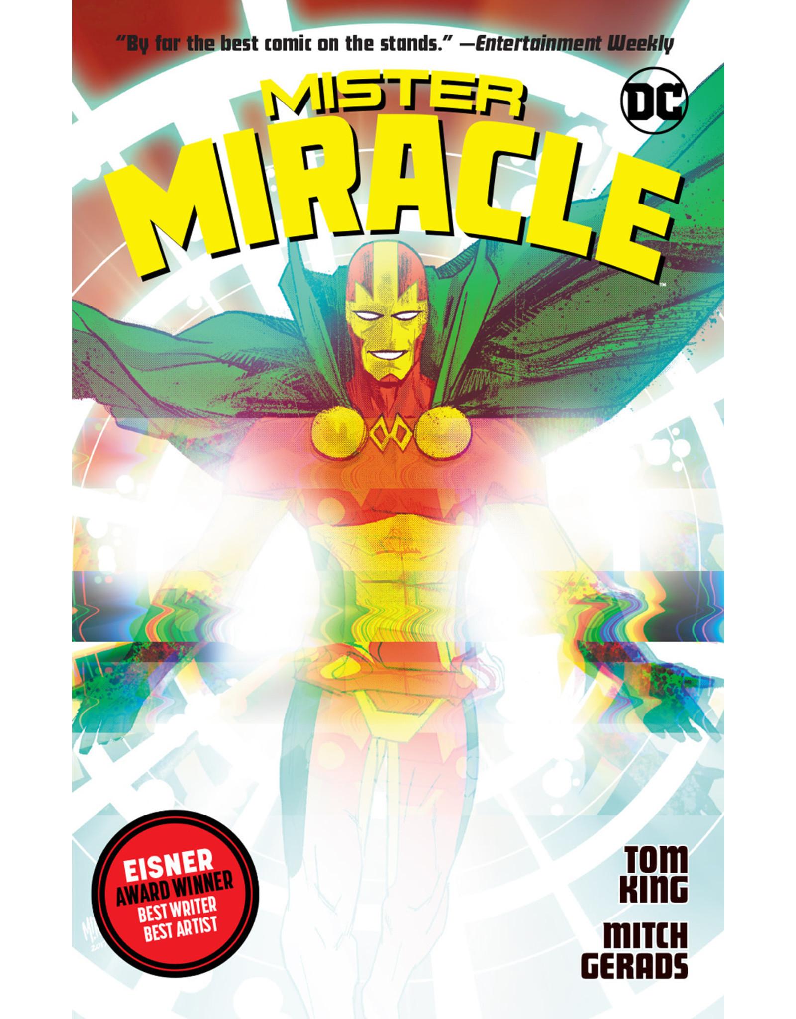 DC COMICS MISTER MIRACLE TP