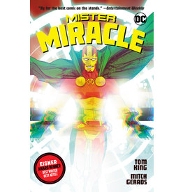 DC COMICS MISTER MIRACLE TP