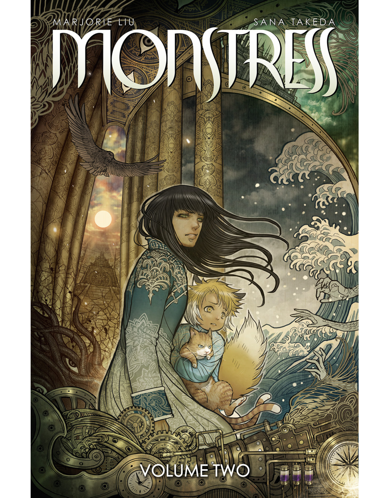 IMAGE COMICS MONSTRESS TP VOL 02