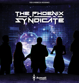 ASMADI GAMES THE PHOENIX SYNDICATE