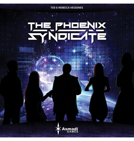 ASMADI GAMES THE PHOENIX SYNDICATE